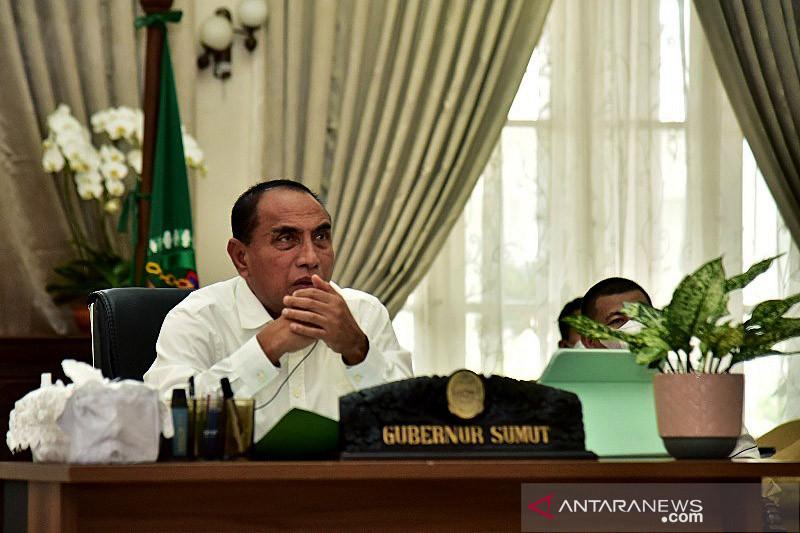 Gubernur Sumut: PPKM Darurat di Medan tunggu keputusan pusat