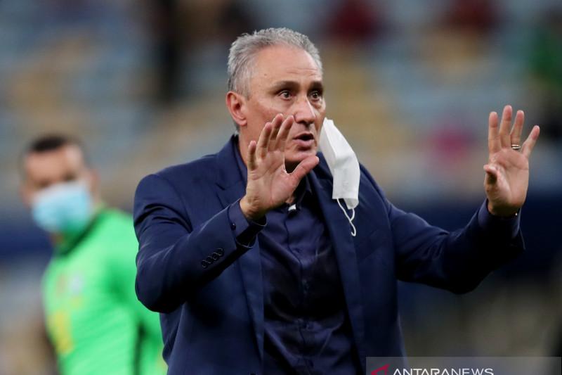 Usai kalah di final, pelatih timnas Brazil kritik CONMEBOL