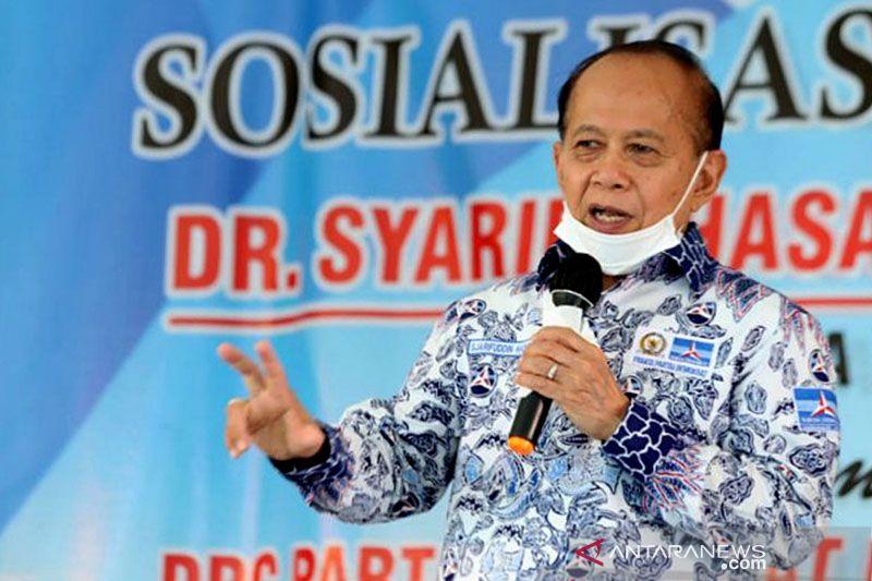 Wakil Ketua MPR dorong pemerintah besarkan koperasi