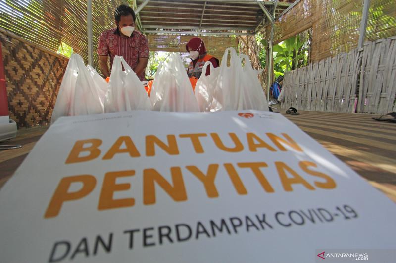 IKA UB layani sembako  pasien isoman di Malang dan Jabodetabek