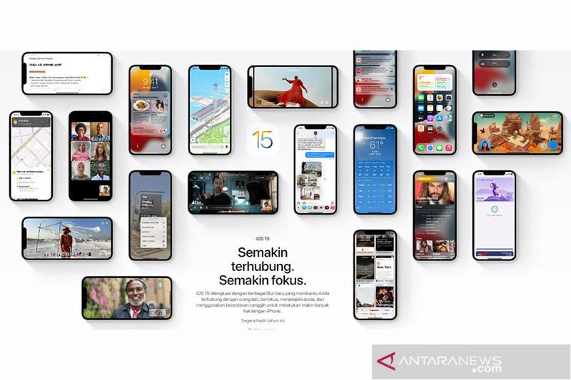 iOS 15 sediakan cara baru memulihkan akun