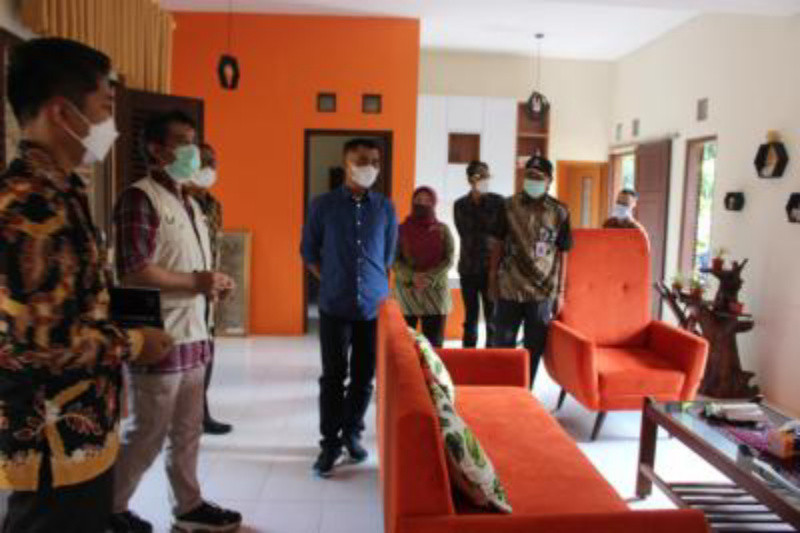 Wisma di Hutan Wanagama UGM diajukan untuk isolasi pasien COVID-19