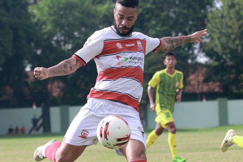 Rafael Silva jadi tumpuan harapan Madura United