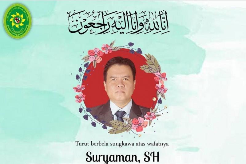 Hakim anggota kasus Rizieq Shihab meninggal dunia