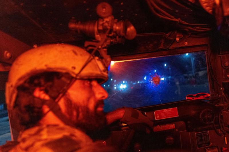 Pasukan khusus Afghanistan serang Taliban