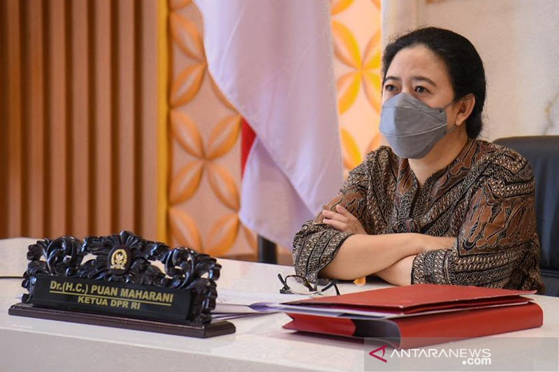 DPR ajak komponen bangsa gotong royong tangani pandemi
