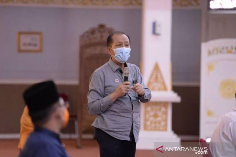 Ahli Epidemiologi Riau larang balita  dibawa ke tempat keramaian