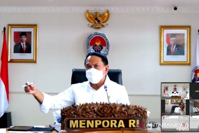 Menpora pastikan persiapan PON Papua berjalan lancar