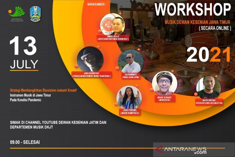Kadin Jatim: Saatnya pekerja seni mencoba pasar ekspor