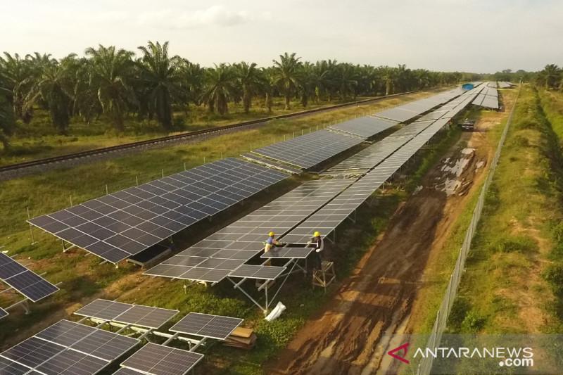Pertamina targetkan portofolio energi hijau 17 persen pada 2030