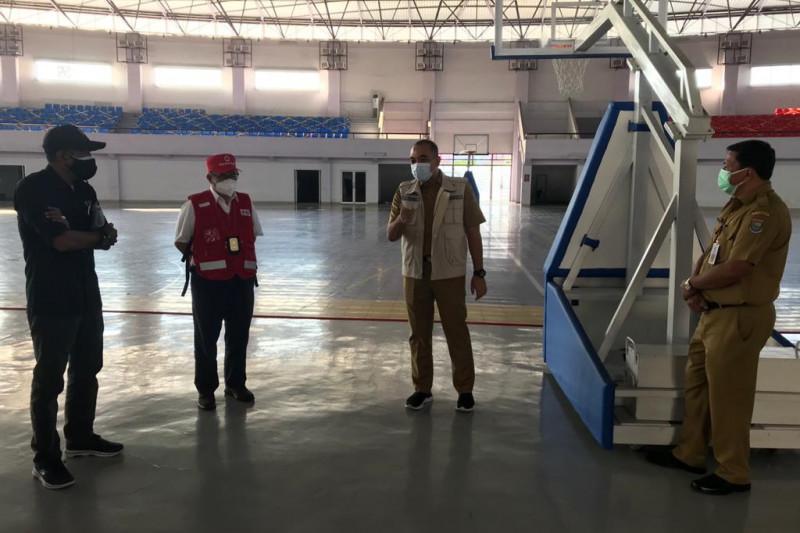 PMI jadikan Indoor Stadium Tangerang sebagai sentra vaksinasi COVID-19