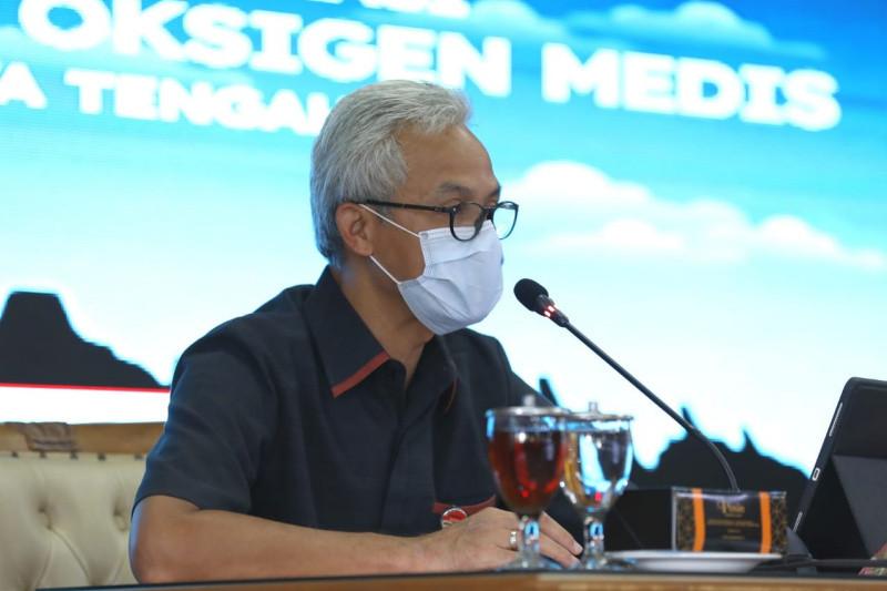 Ganjar dukung penutupan pintu keluar tol di Jateng 16-22 Juli 2021