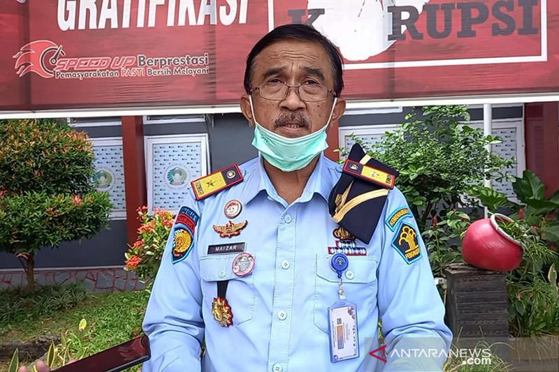 LP Rajabasa minta Dinkes Bandarlampung percepat vaksinasi 1.000 napi