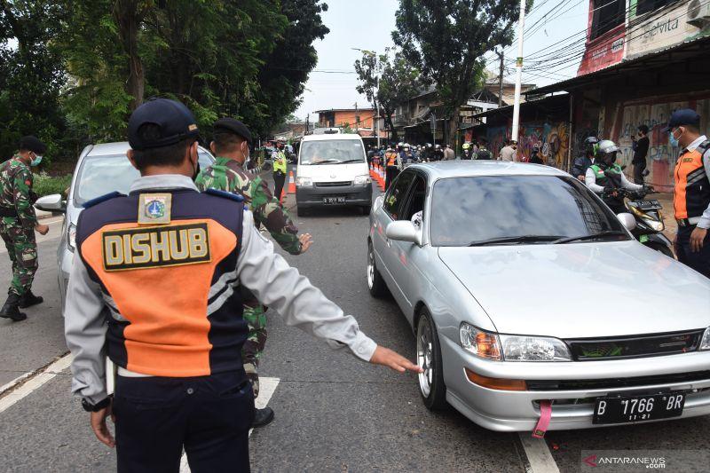 Polda Metro tetap berlakukan pemeriksaan STRP di Jakarta
