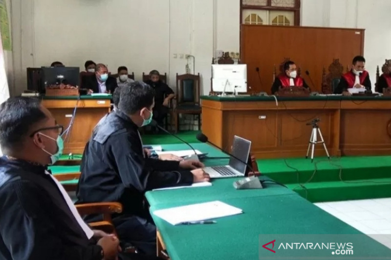 Penyuap Nurdin Abdullah dituntut 2 tahun penjara