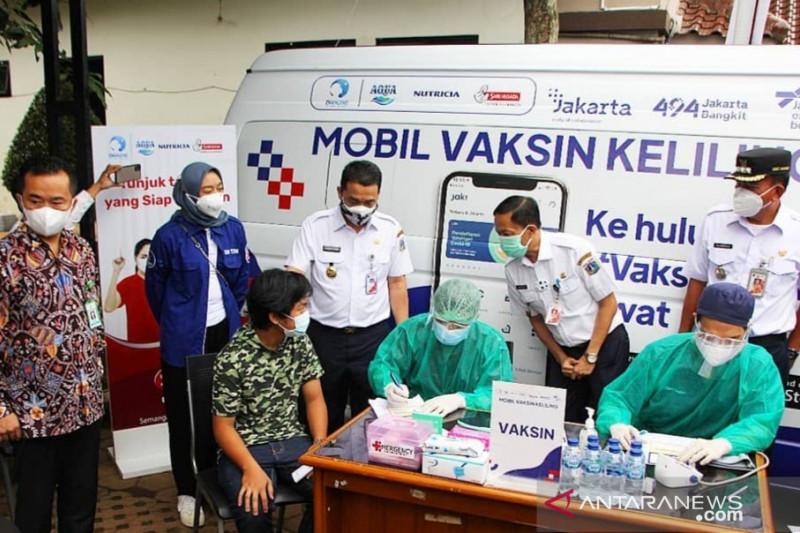 Vaksinasi di Jakarta tak dibatasi zona, warga diharap segera ikut