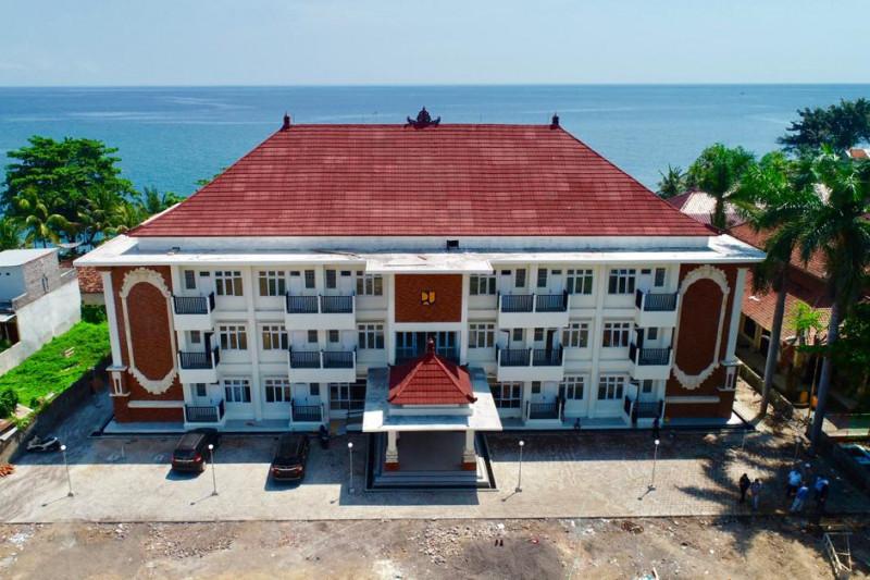 Kementerian PUPR serah terimakan rusun Undiksha Bali