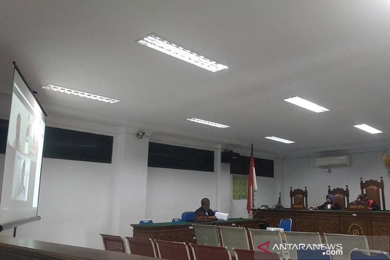 Dua ASN Pemkab Simeulue didakwa korupsi proyek jalan Rp5,26 miliar