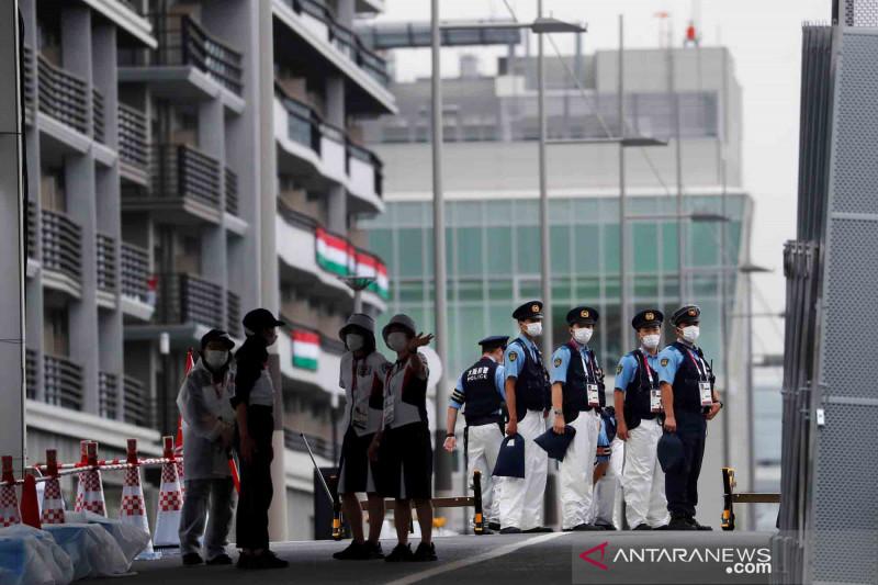 Data-fakta wabah virus corona di Olimpiade Tokyo