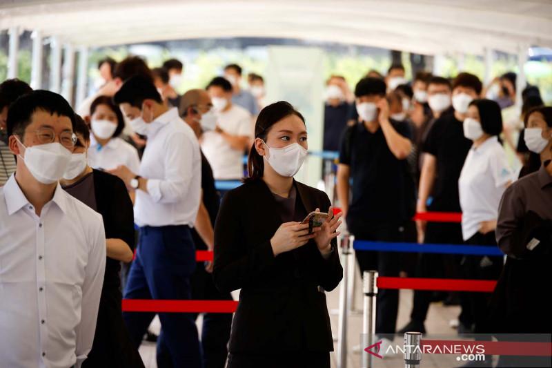 Studi Korsel: Muatan virus Delta 300 kali lebih tinggi
