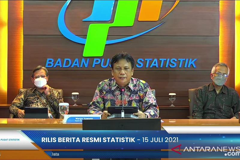BPS: Pengentasan di Jawa dukung percepatan penurunan angka kemiskinan