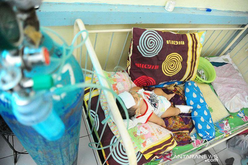 ASI eksklusif dan makanan bergizi bantu cegah pneumonia pada anak