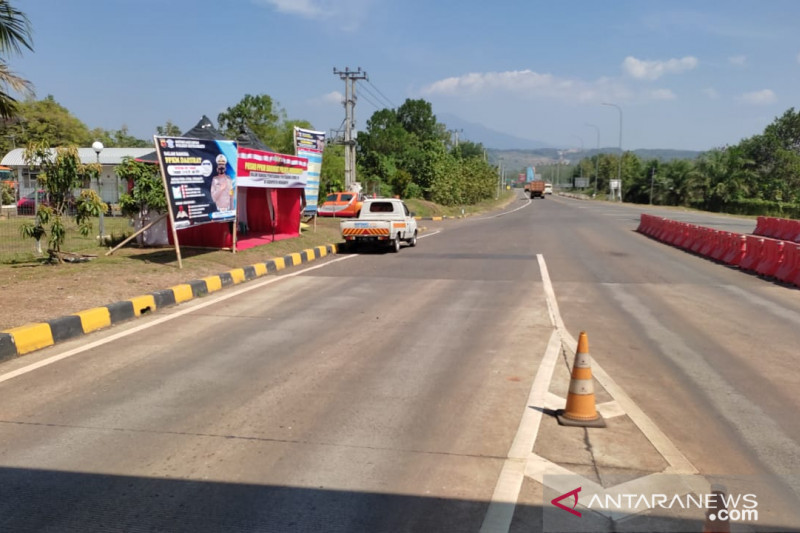 Jalan Tol Cipali beroperasi normal di masa PPKM Darurat