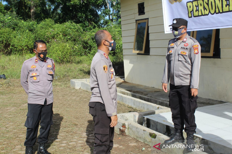 Polres Mukomuko siapkan rumah isolasi bagi pasien COVID-19