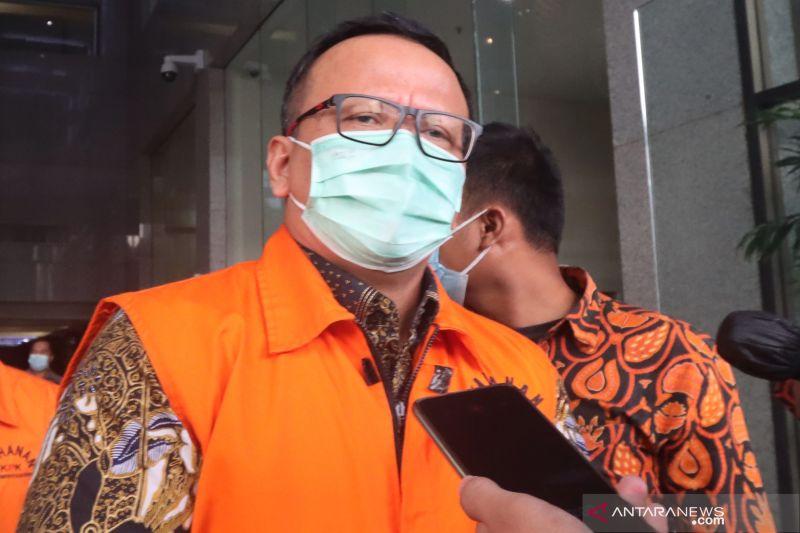 Edhy Prabowo ajukan banding terhadap vonis 5 tahun penjara