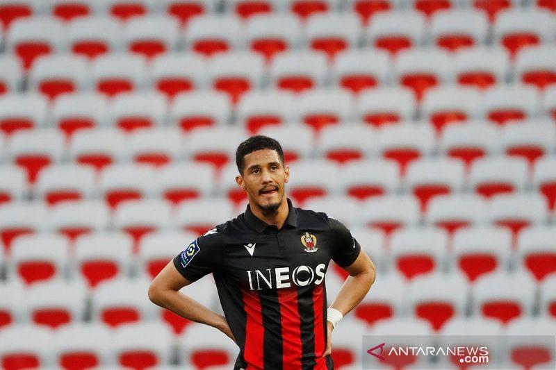 Arsenal pinjamkan William Saliba ke Marseille
