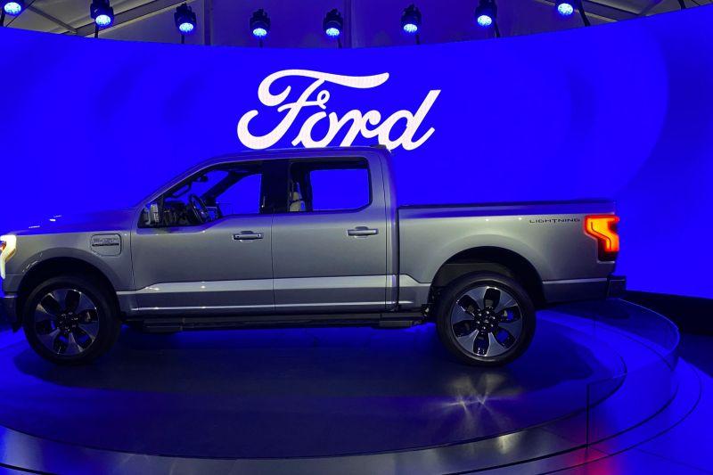 Ford luncurkan Maverick 2022 dan F-150 Lightning du Chicago Auto Show
