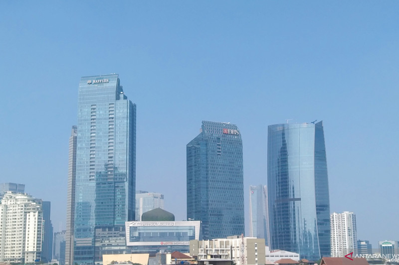Hari ini DKI Jakarta cerah