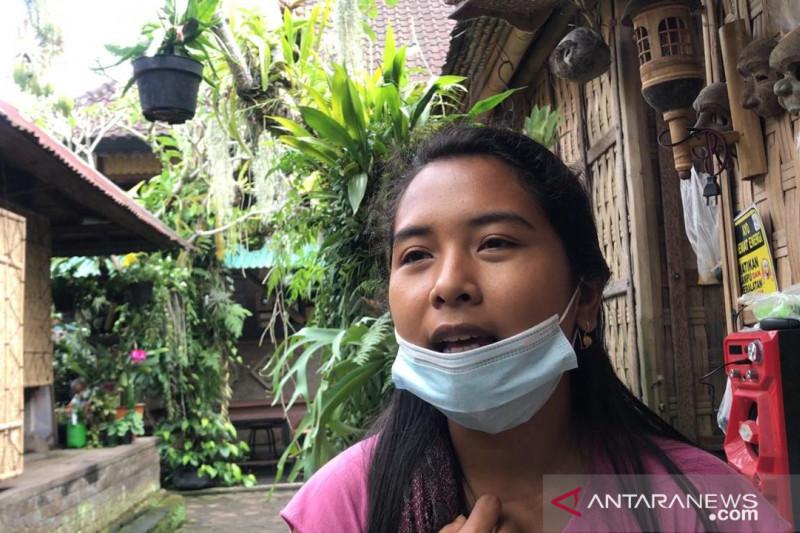 Perempuan di Bali bertahan di tengah pandemi COVID-19