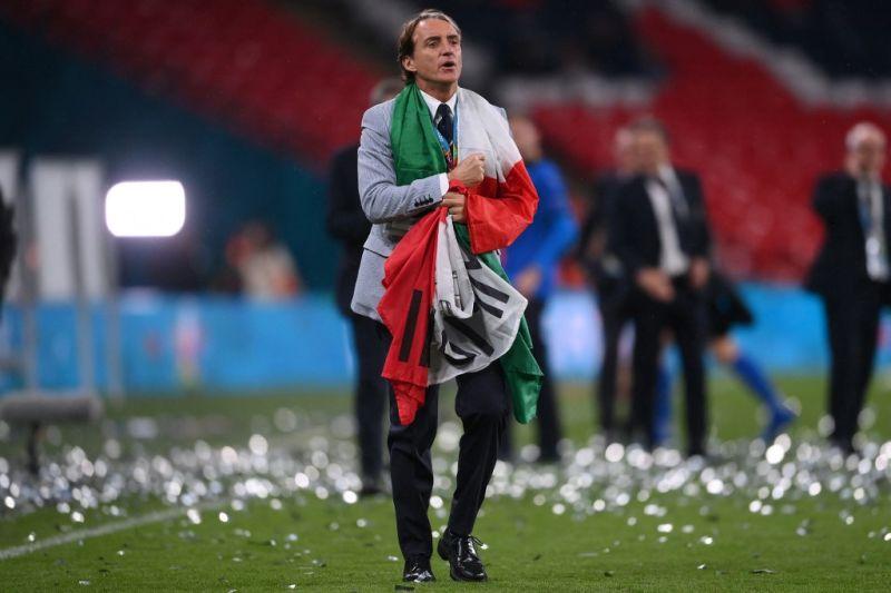 Akankah rumus kebersamaan Mancini berhasil juga di Piala Dunia Qatar?