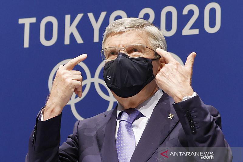 Presiden IOC akan kembali ke Tokyo untuk acara pembukaan Paralimpiade