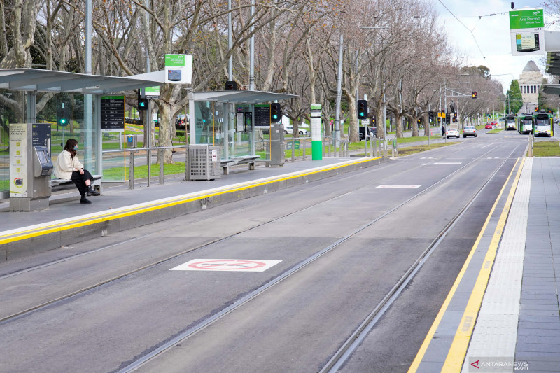 Kota Melbourne terapkan