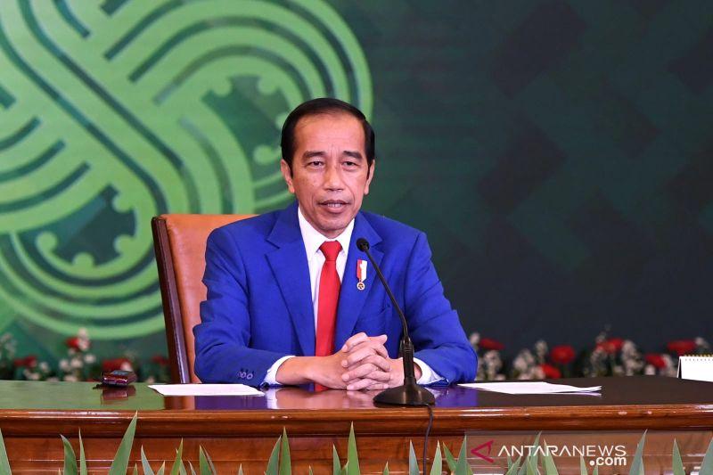 Presiden dorong kerja sama global atasi COVID-19 di KTT Informal APEC