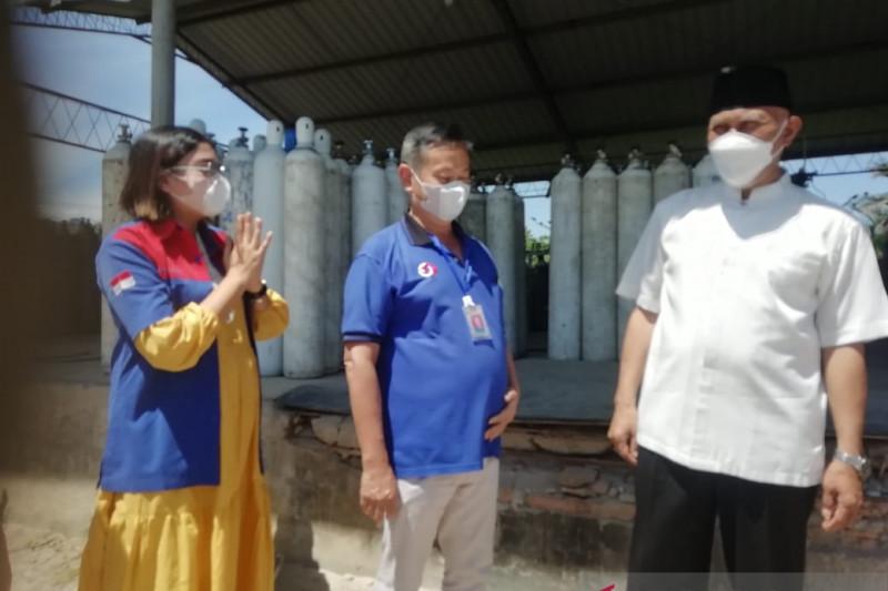 Polisi tindaklanjuti kekosongan tabung oksigen di RS Sumbar