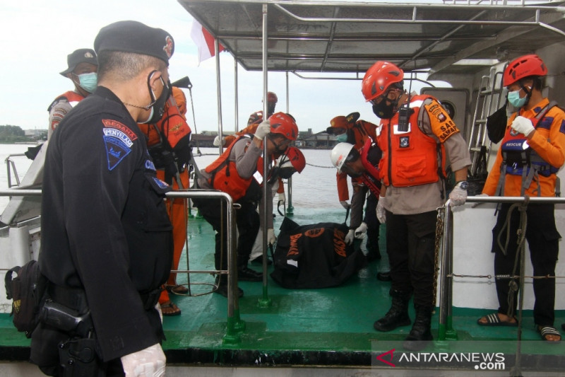 SAR Pontianak: 39 nelayan masih belum ditemukan