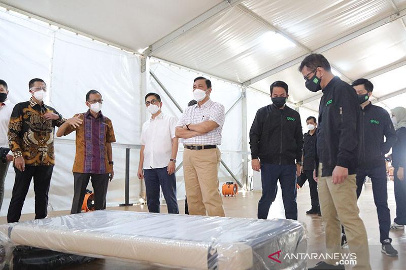 Rumah Oksigen Gotong Royong jadi solusi cepat tangani pandemi COVID