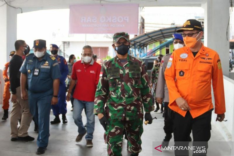 Pangdam Tanjungpura berbelasungkawa atas kecelakaan KM nelayan