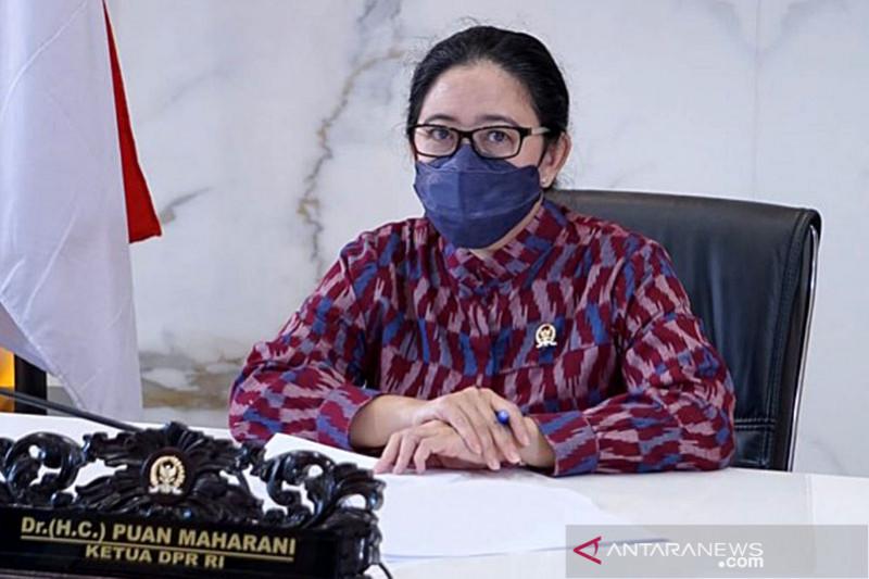 Ketua DPR: Hati-hati terapkan penyesuaian PPKM level 4