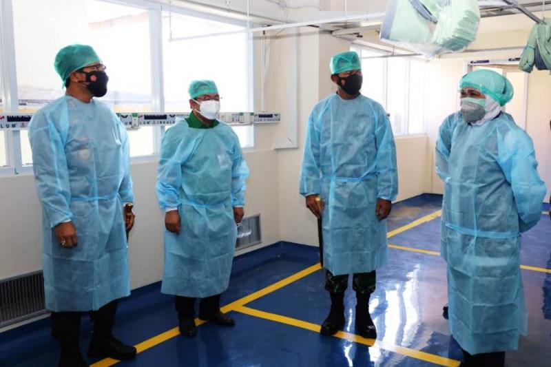 RSUD Dr Soetomo tambah 200 tempat tidur untuk pasien COVID-19