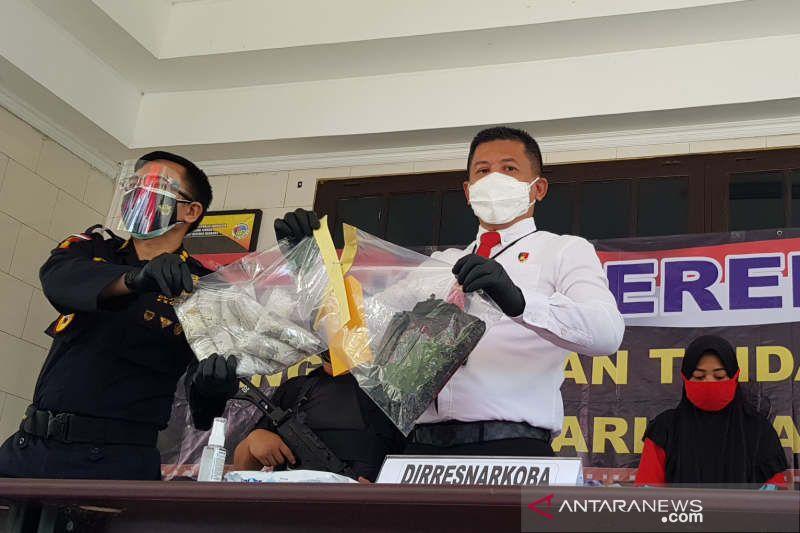 Polda Jateng menggagalkan lagi pengiriman sabu-sabu dari Malaysia