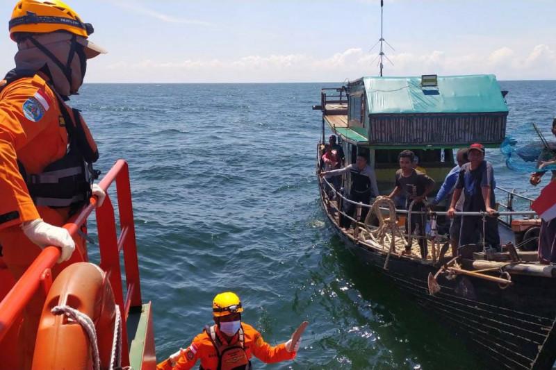 SAR Pontianak: Seorang ABK Kapal Kenangan Usaha ditemukan selamat