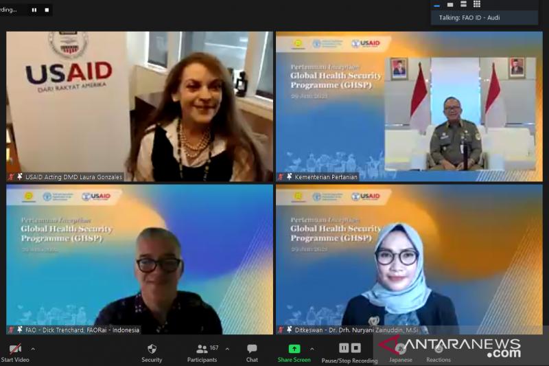 Indonesia ikut mendorong kesehatan berkelanjutan melalui GHSP