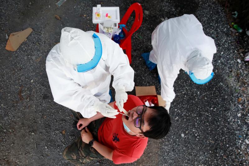 Thailand catat rekor COVID-19 lagi, vaksinasi 5,6 persen