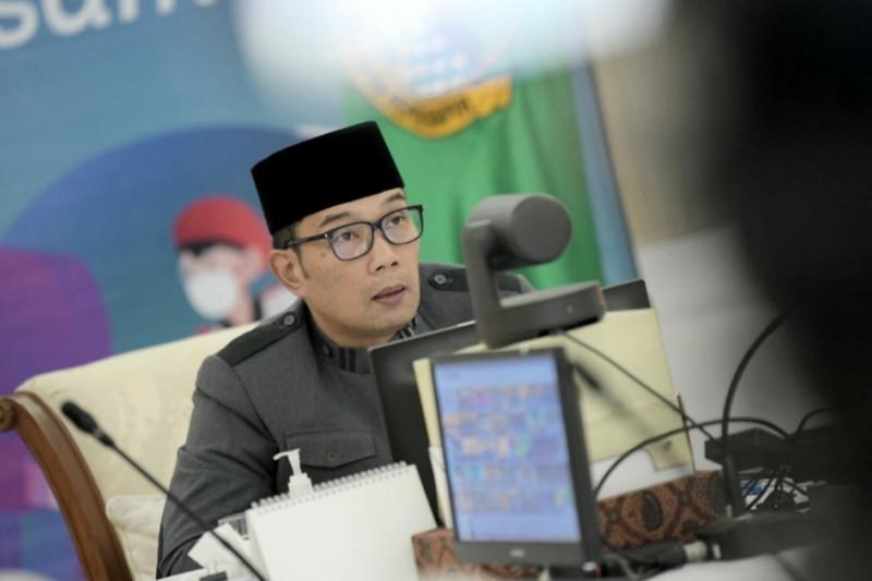 Ridwan Kamil: 80.000 pasien COVID-19 di Jabar jalani isolasi mandiri