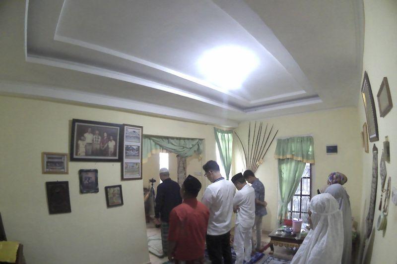 Sebagian warga Palembang pilih Shalat Id di rumah