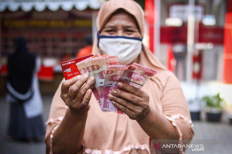 Pemprov DKI anggarkan Rp604 miliar untuk bansos tunai saat PPKM Darurat